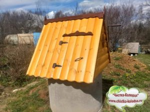 Шунгит для колодца в Лотошинском районе и Лотошино